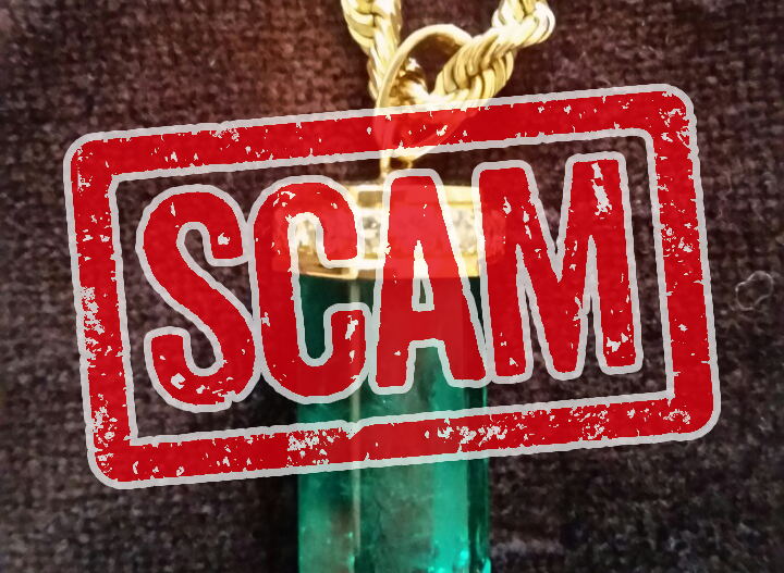 A New Scam in Time For Christmas!